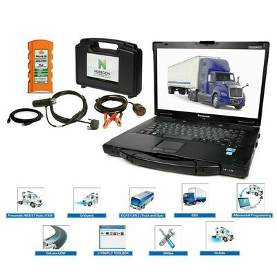 JPRO TRAILER DEALER TOUGHBOOK KIT