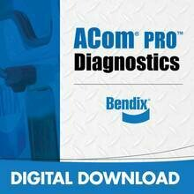 Bendix ACom Pro Diagnostic ABS Software License