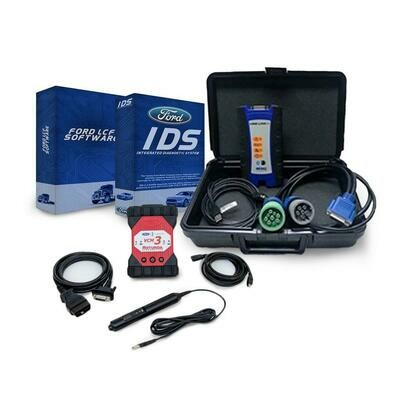 Ford VCM 3 IDS LCF Nexiq USB Link 2 hardware Package for Ford & International