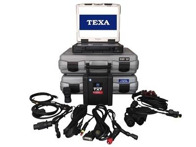 TEXA Construction & Off Highway Diagnostic Scanner Toughbook Dealer