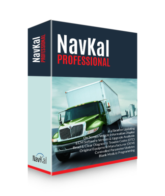 International NavKal ECM Engine Programming Pro Edition