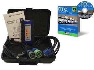 Diesel Laptops Pocket Fleet Diagnostics (PDF) & DTC Solutions Troubleshoot Codes with NexIQ USB Link 2 124032