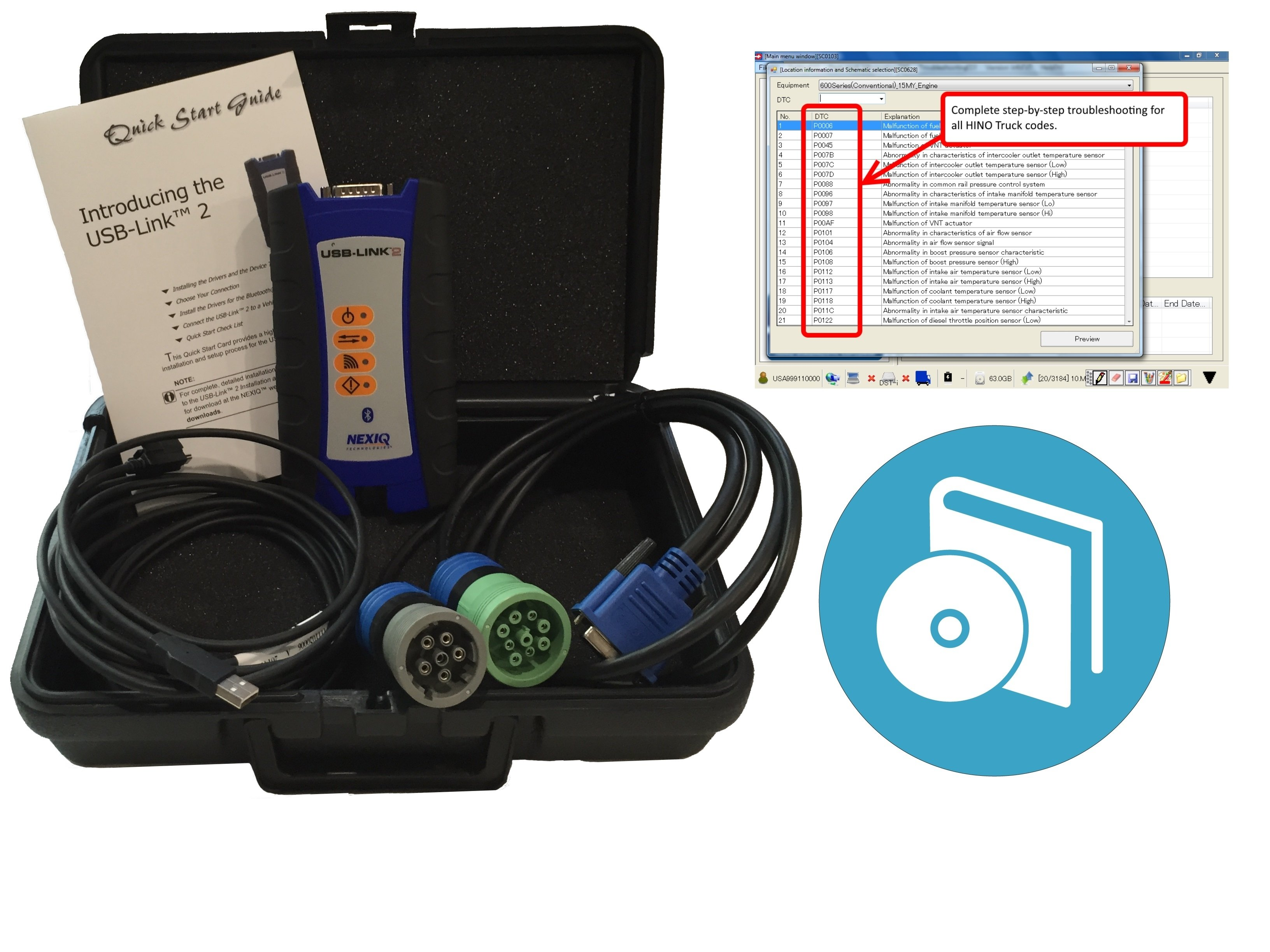 Heavy Duty Truck Diagnostic Packages – Store – Heavy Duty