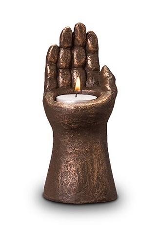 Urn Hand waxine