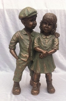 Realistische sculpture nr: 7
