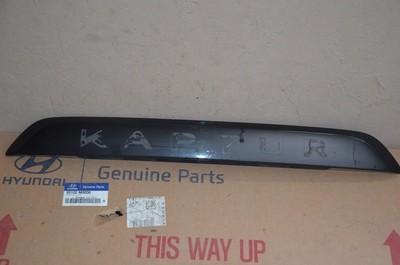 Накладка крышки багажника Renault Kaptur