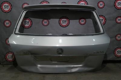 Дверь багажника Skoda Fabia 2