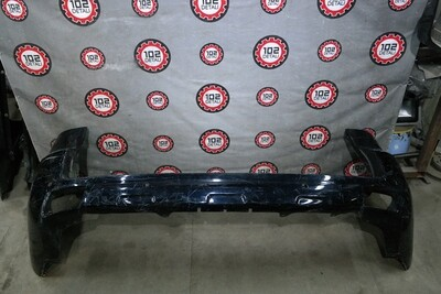 Бампер задний Toyota Land Cruiser Prado 150
