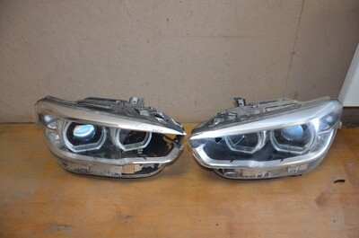 Фары BMW 1 F20 LED Дефектные