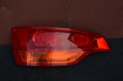 Фонарь левый Audi Q7