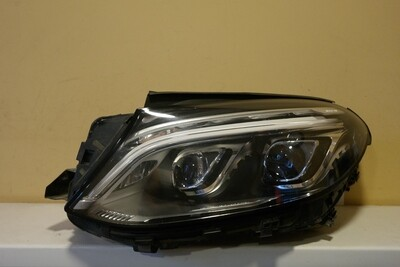 Фара левая Mercedes ML/GLE W166/C292