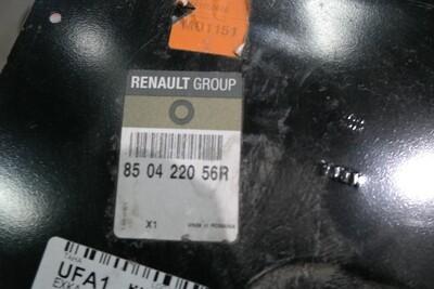 Панель крепления заднего фонаря Renault Logan 2