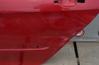 Дверь задняя левая Peugeot 308 Хэтчбэк