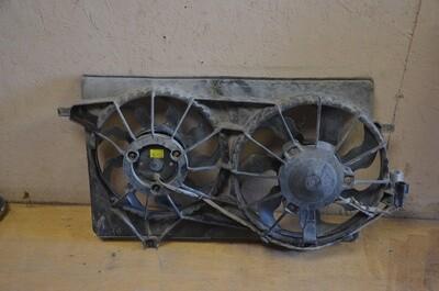 Вентилятор радиатора LADA Priora