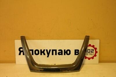Накладка на решетку радиатора Nissan Juke (F15)