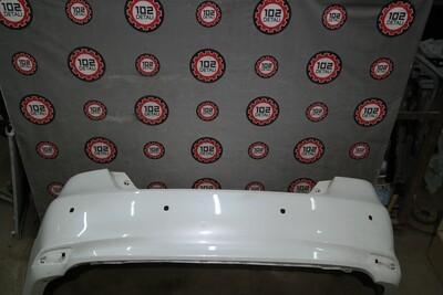 Бампер задний Toyota Camry V50/V55