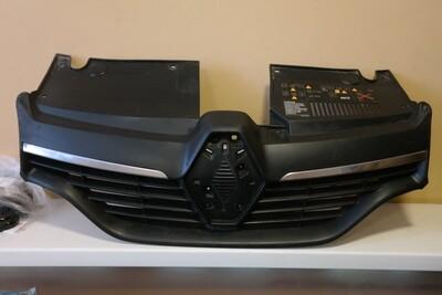 Решетка радиатора Renault Logan 2