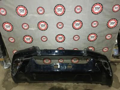 Бампер передний Toyota Fortuner