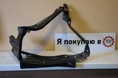 Mercedes-benz GLK 204 Рамка-Кронштейн фары левый