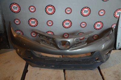 Toyota RAV4   бампер передний