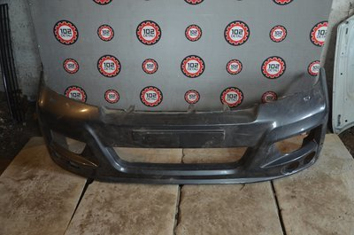 Toyota Land Cruiser 200 KHANN Бампер передний