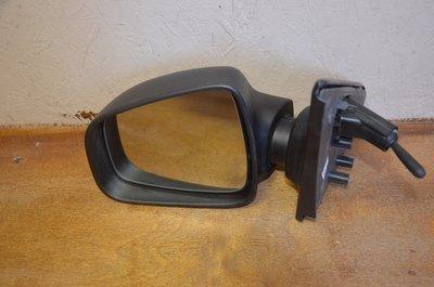 Зеркало левое механическое Renault Logan 2/Sandero 2