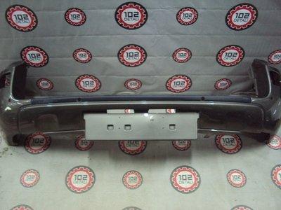Бампер задний Toyota Rav4 08-13