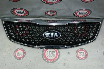 Решетка радиатора Kia Sportage 3