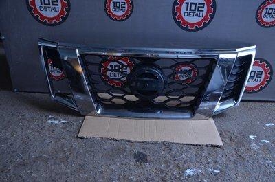 Решетка радиатора Nissan Terrano III (D10) (2014--)