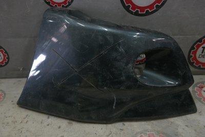 Накладка левая бампера Mitsubishi Outlander (2012--)