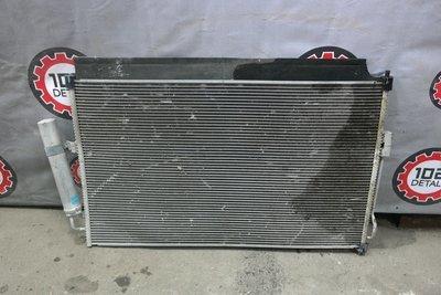 Радиатор кондиционера Nissan Tiida (2007--)