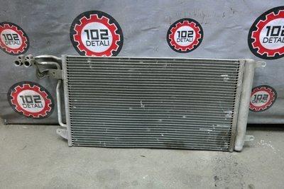 Радиатор кондиционера Skoda Rapid (2013--)