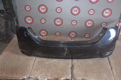 Бампер задний Toyota Corolla E180