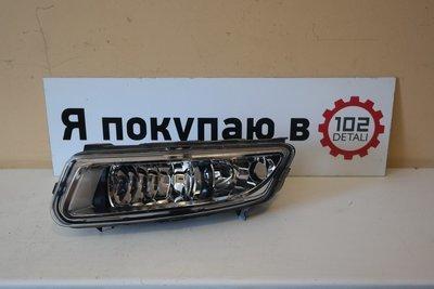 Фара противотуманная левая Volkswagen Polo