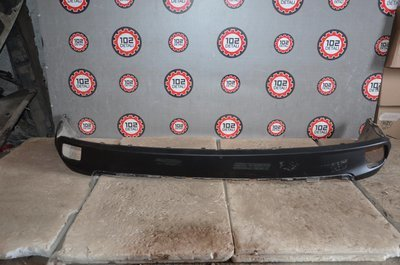 Юбка заднего бампера Toyota Highlander