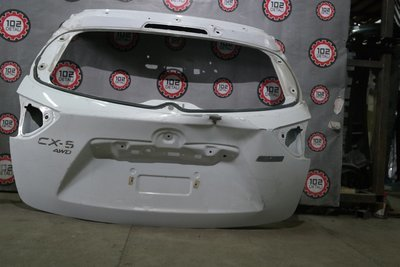 Дверь багажника Mazda CX-5 (2012-2017)