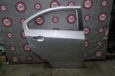 Дверь задняя правая Chevrolet Aveo T300 (2011--)