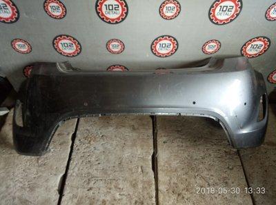 Бампер задний Hyundai Veloster