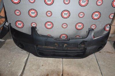 Бампер передний Nissan Qashqai J10 Дорестайлинг