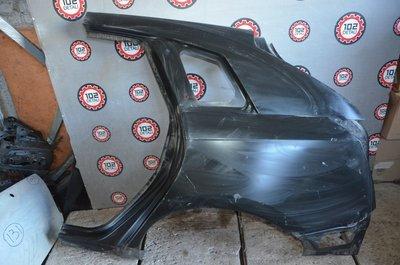 Крыло заднее левое Cadillac SRX 2