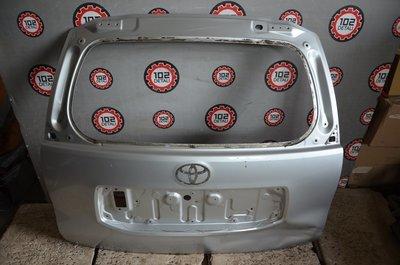 Дверь крышка багажника Toyota Land Cruiser Prado