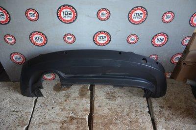 Юбка заднего бампера Volkswagen Tiguan