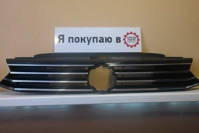Решетка радиатора Volkswagen Passat B8 (2015--)