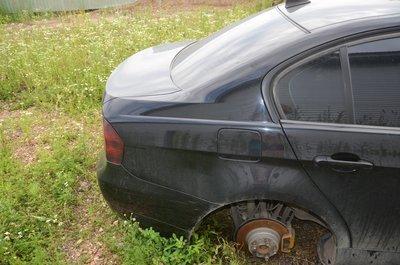 Крыло заднее правое четверть BMW 3 E90