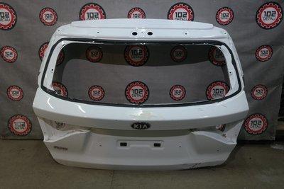 Дверь багажника Kia Rio 4