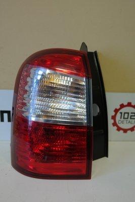 Фонарь левый наружный Nissan Terrano 3 (2014-2017)