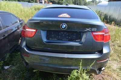 Комплект задних фонарей BMW X6 E71 Дорестайл