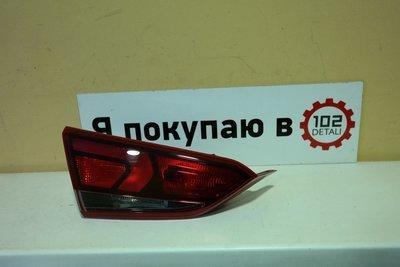 Фонарь задний левый Hyundai Solaris