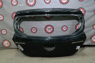 Крышка багажника Hyundai Solaris