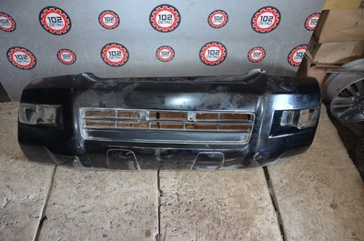 Бампер передний Toyota Land Cruiser Prado 120